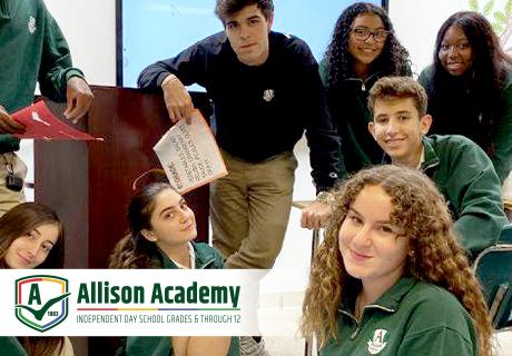 Allison Academy predstavljanje